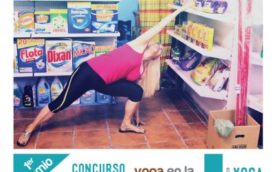 Ganadores del concurso «Yoga Cotidiana»