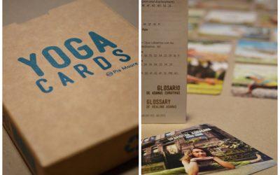 Sanar con las secuencias de Yoga Cards