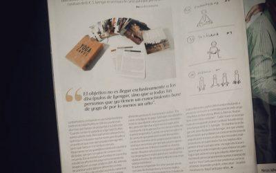 Yoga a la carta – Revista Mujer